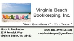 Virginia Beach bookkeeping