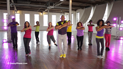 Shazzy Fitness: A Time to Dance DVD