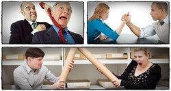 how to handle difficult people review