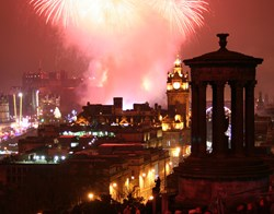 Edinburgh New Year's Eve Celebrations