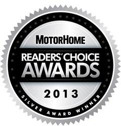 FMCA Reader's Award