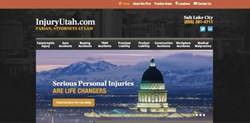Injuryutah.com Website