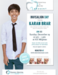 Invisalign Day 2013 and Meet & Greet with Karan Brar
