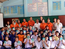 Drug and Alcohol Rehab Asia speaks to local school children about dangers of substance abuse