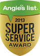 Angie's List Super Service Award