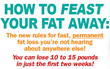 Feast Your Fat Away: Review on Nate Miyaki's Popular Diet Program Released by ReviewedToday.org