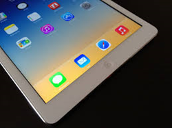 Image of the iPad Air