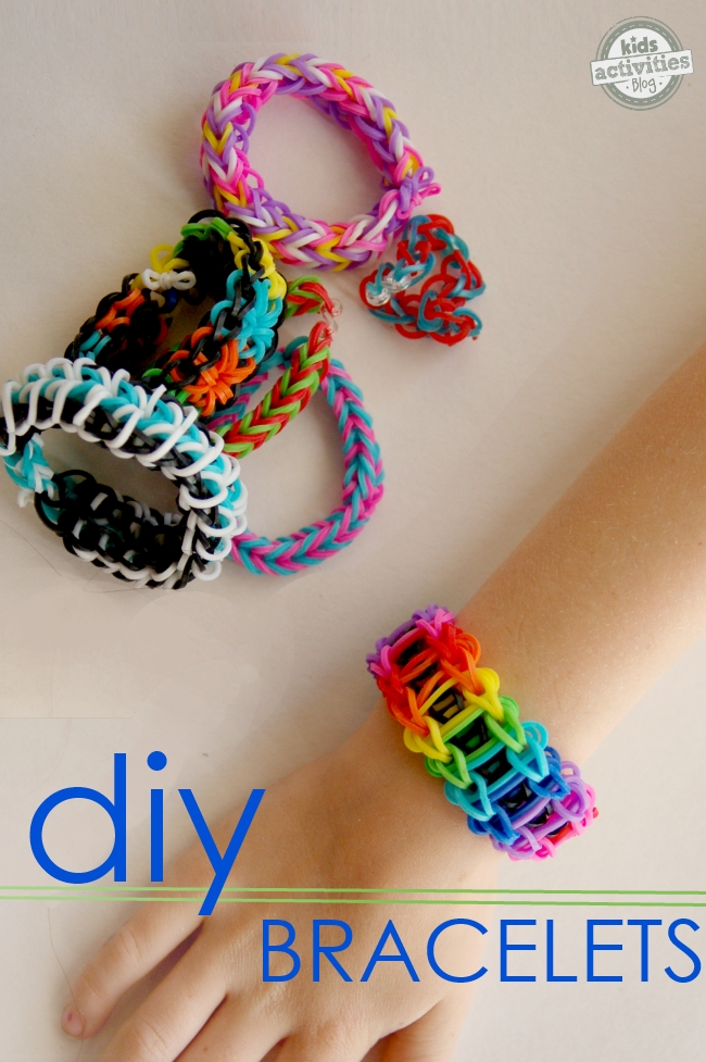 Diy Bracelets Have Been Released On Kids Activities Blog