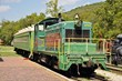 The Eureka Springs & North Arkansas Railway will host coach and dinner train rides.