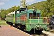 The Eureka Springs & North Arkansas Railway will host coach and dinner train rides.