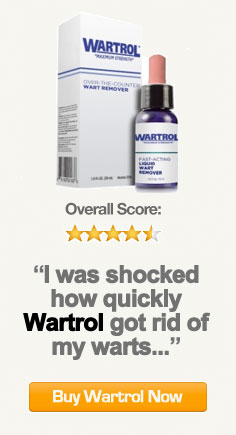 Wartrol Natural Wart Removal Treatment Now Offers Extra Discount
