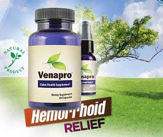Venapro Hemorrhoids Relief Treatment Now Offers Extra Discount On