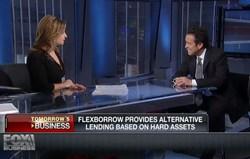 Fox Business News Interviews Gary Brustein of Flexborrow on alternative lending