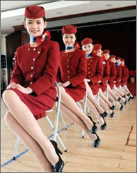 how to become a flight attendant review