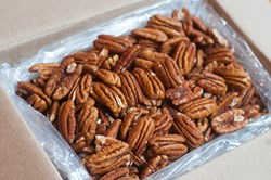 5 lb. bag of bulk pecans