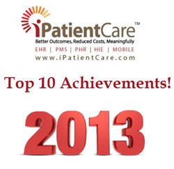 Best of iPatientCare in Year 2013