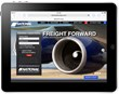 NationalAirCargo.com web site design by Borenstein Group 2014
