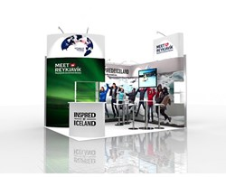 creative modular exhibition stands design