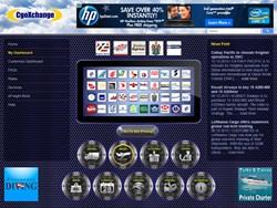 CgoXchange Digital Dashboard