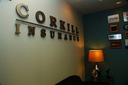Tenant Improvement Project for Corkill Insurance