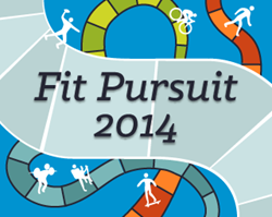 Fit Pursuit New Year's Resolution Challenge