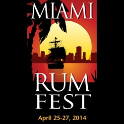 The Miami Rum Festival returns in April, 2014 with an expanded series of grand rum tasting events, the annual RumXP judging competition and awards, plus dozens of rum seminars hosted by luminaries of the rum industry.