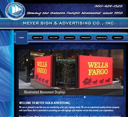 Meyer Sign Website