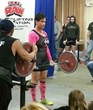 Mary Snavely and Justin Heinle of Tidewater Physical Therapy's Gloucester Courthouse location both earned first place in their deadlifting divisions in the 100% Raw Powerlifting Virginia State Comp.