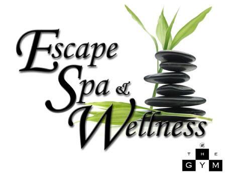 Spa wellness logo  THE GYM of Armonk, Escape Spa & Wellness and ProClinix Supported ...