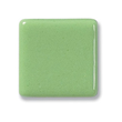 "Altto Glass mosaic tile SOLID GREEN APPLE 1""X"" MESH F2030"