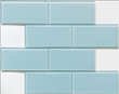 Martini Mosaic glass mosaic tile blocco riviera water md25