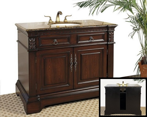 Homethangs Com Has Introduced A Guide To Deciphering Bathroom Vanity Product Descriptions