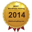 The 3 Best WordPress Hosting Companies Recommended for 2014 Introduced...