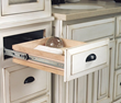 "sagehill designs vq3621d 36"" Bathroom Vanity cabinet with three drawers and two doors from the victorian collection"
