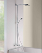 Hansgrohe HG SHOWER 27146001 180 Tub Shower Showerpipe