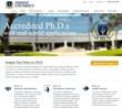 Trident University Launches All-New Ph.D. Website Uniquely Designed...