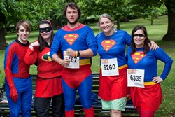 Run 4 Cancer in this year's Superhero Run
