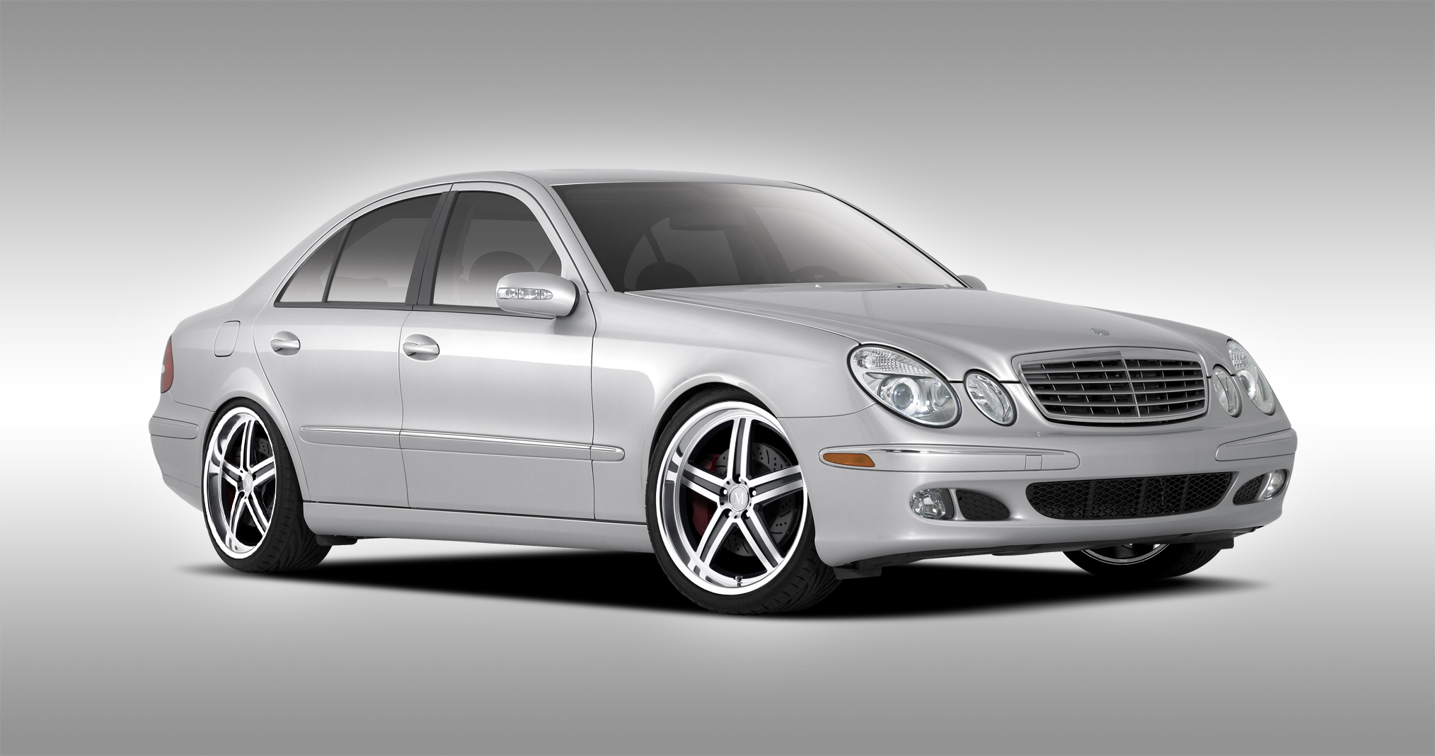 "Discount Tire Direct >> Mandrus Wheels Names Its Monoblock Alloy Mannheim Model ""Most Popular"" Aftermarket Mercedes Wheel"