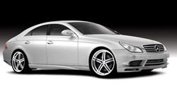 Mandrus CLS Class Mercedes Wheels - the Mannheim