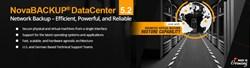 NovaBACKUP DataCenter™ 5.2