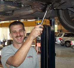 Infiniti Mechanics, Service, & Repair