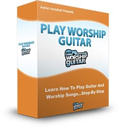 play worship guitar review
