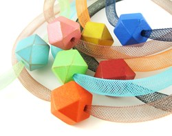 Cube Necklaces by PinKixx Jewelry