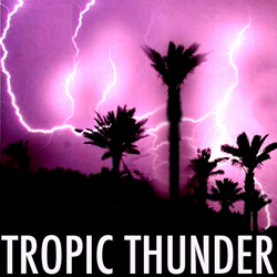 Tropic Thunder Records Logo