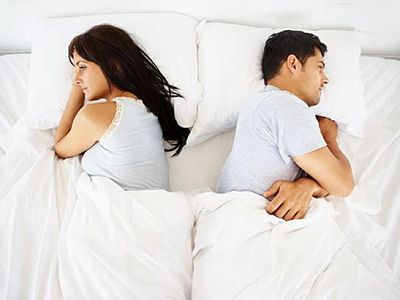 signs of an unhappy marriage