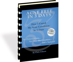 acne free in 3 days review