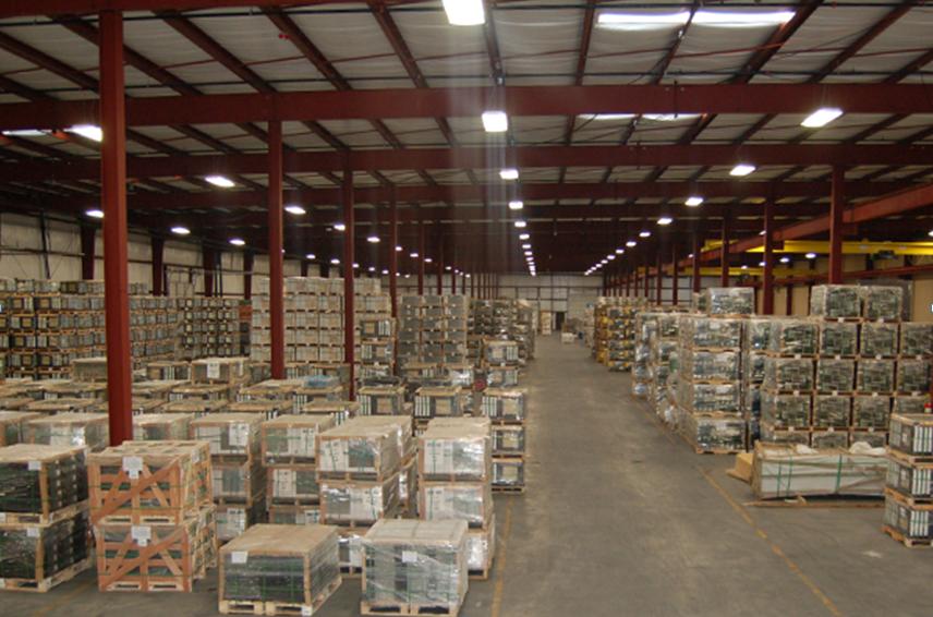 M S International Inc Completes Expansion Of Atlanta