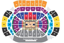 Ticket monster guide for philips arena seating charts parking