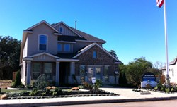 Lennar San Antonio Wortham Oaks Welcome Home Center