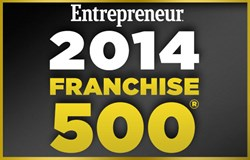 Franchise 500 Entrepreneur Magazine